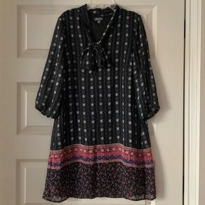 70's Style Business Casual Dress